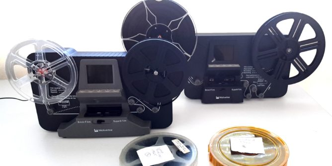 8mm Film To Digital Conversion : A Complete Guide  - VHS