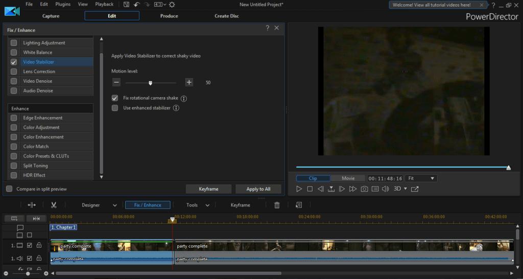 PowerDirector 17 Review - Best Video Editor For Beginners