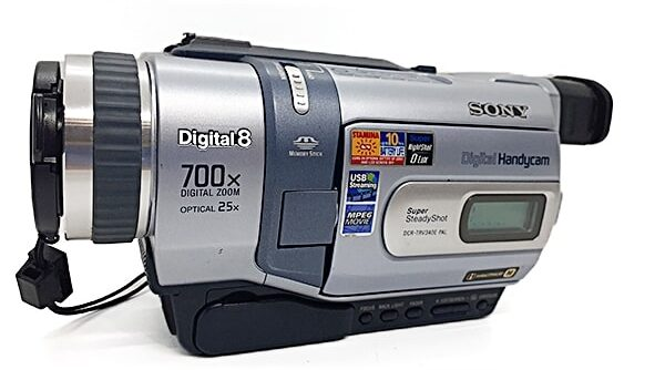 Digital 8 Camcorder Transfer to PC - VHS CONVERTERS